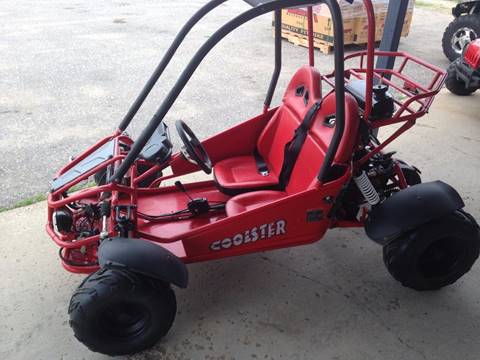 2015 Coolster Mid for sale at Toy Barn Motors - Go Karts in New York Mills MN