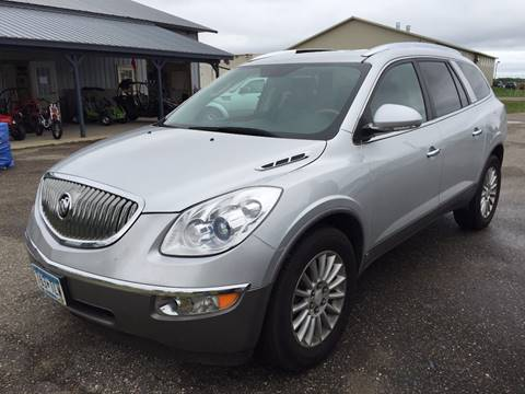 2009 Buick Enclave for sale at Toy Barn Motors in New York Mills MN