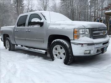 2012 Chevrolet Silverado 1500 for sale at Toy Barn Motors in New York Mills MN