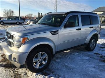2007 Dodge Nitro for sale at Toy Barn Motors in New York Mills MN