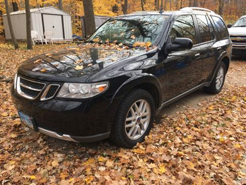 2008 Saab 9-7X for sale at Toy Barn Motors in New York Mills MN