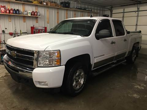 2009 Chevrolet Silverado 1500 for sale at Toy Barn Motors in New York Mills MN