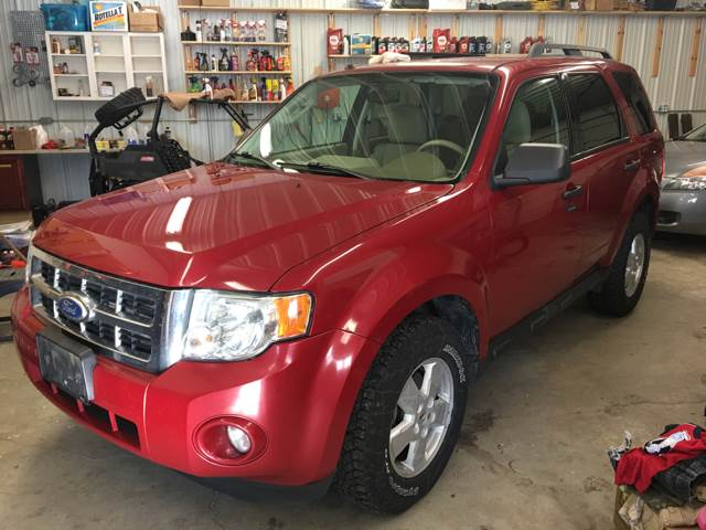 2010 Ford Escape for sale at Toy Barn Motors in New York Mills MN