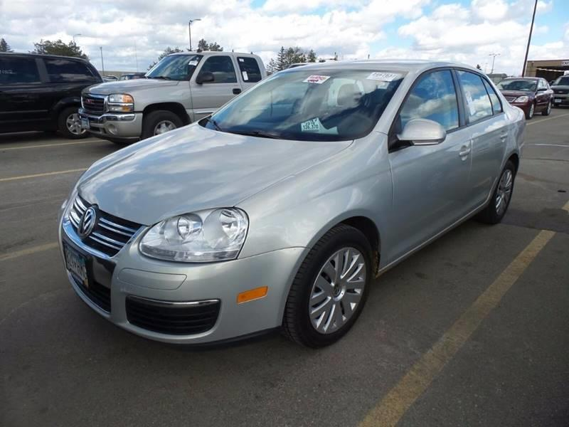 2010 Volkswagen Jetta for sale at Toy Barn Motors in New York Mills MN