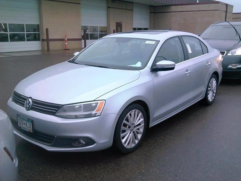 2011 Volkswagen Jetta for sale at Toy Barn Motors in New York Mills MN