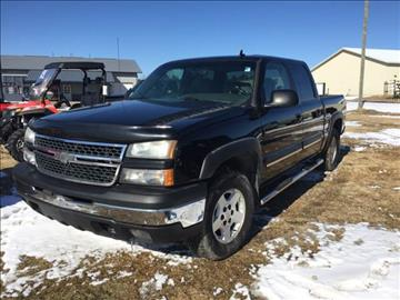 2006 Chevrolet Silverado 1500 for sale at Toy Barn Motors in New York Mills MN