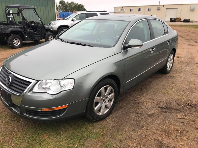 2006 Volkswagen Passat for sale at Toy Barn Motors in New York Mills MN