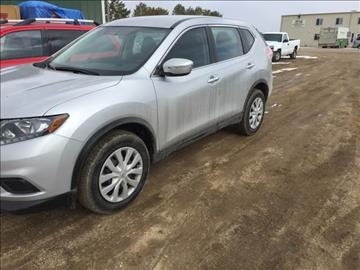 2015 Nissan Rogue for sale at Toy Barn Motors in New York Mills MN