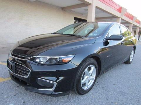 2016 Chevrolet Malibu for sale in Hagerstown, MD