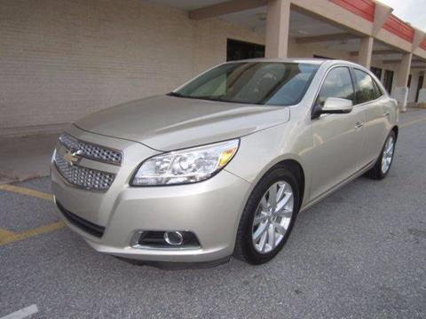 2013 Chevrolet Malibu for sale in Hagerstown, MD