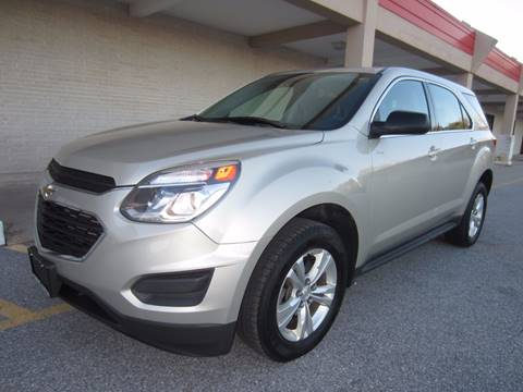 2016 Chevrolet Equinox for sale in Hagerstown, MD