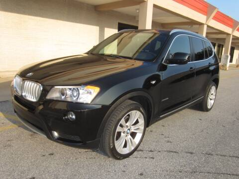 2013 BMW X3 for sale at PRIME AUTOS OF HAGERSTOWN in Hagerstown MD