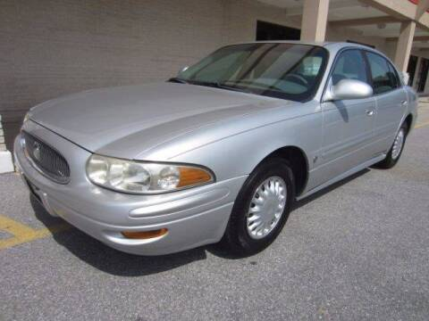 2002 Buick LeSabre for sale at PRIME AUTOS OF HAGERSTOWN in Hagerstown MD