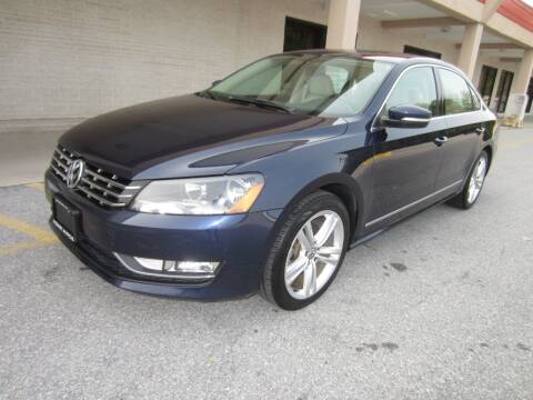 2014 Volkswagen Passat for sale at PRIME AUTOS OF HAGERSTOWN in Hagerstown MD