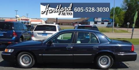 2000 Mercury Grand Marquis for sale in Hartford, SD