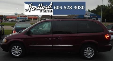 2001 Chrysler Town and Country for sale in Hartford, SD