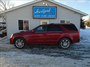 2008 Cadillac SRX for sale in Hartford, SD