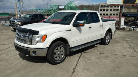 2010 Ford F-150 for sale in Ashland, KY