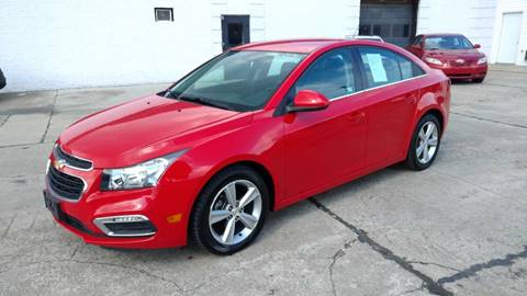 2015 Chevrolet Cruze for sale in Ashland, KY
