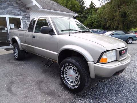2001 GMC Sonoma for sale in Cherryville, PA