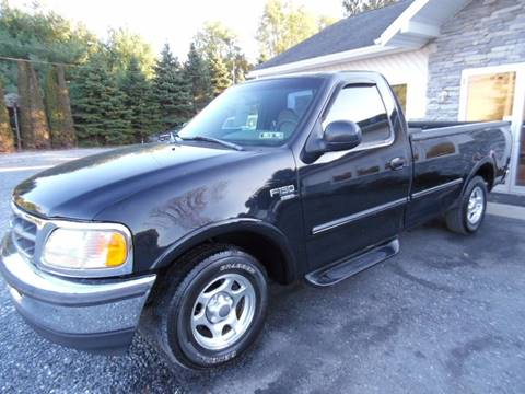 1998 Ford F-150 for sale in Cherryville, PA