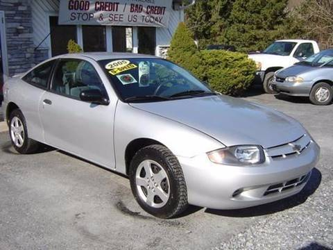 2005 Chevrolet Cavalier for sale in Cherryville, PA