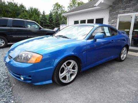 2004 Hyundai Tiburon for sale in Cherryville, PA