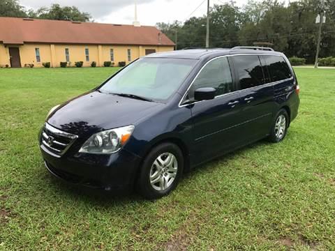 2005 Honda Odyssey for sale in Kissimmee, FL