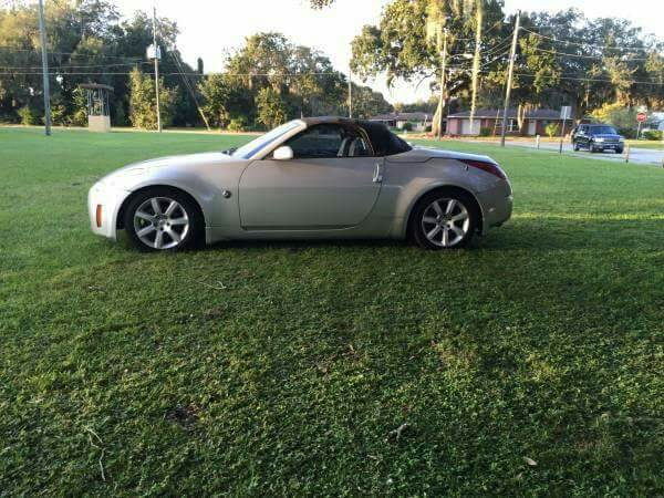 2004 Nissan 350Z Enthusiast 2dr Roadster   Kissimmee FL