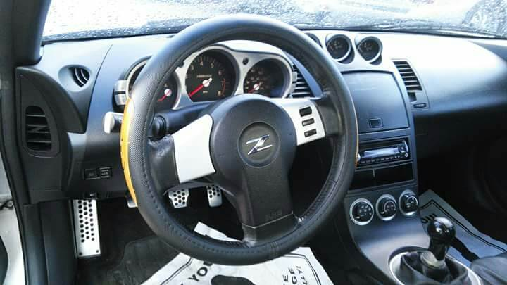 2004 Nissan 350z Enthusiast 2dr Roadster In Kissimmee Fl Great