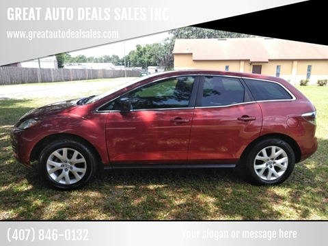 2007 Mazda CX-7 for sale in Kissimmee, FL