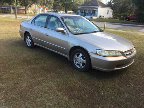 Used 1998 Honda Accord For Sale In Florida Carsforsale Com
