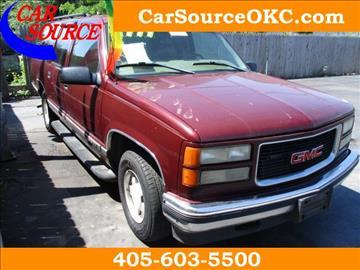 1998 GMC Suburban for sale in Oklahoma City, OK