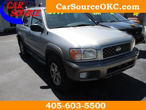 2000 Nissan Pathfinder for sale in Oklahoma City, OK