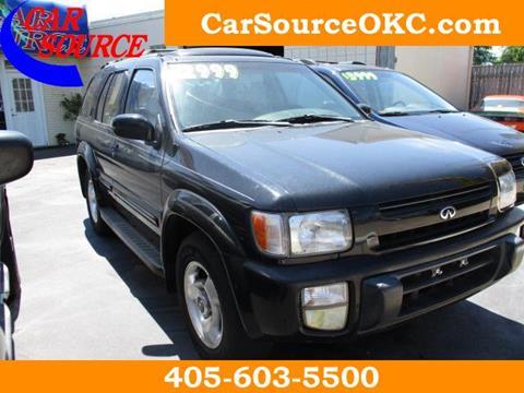 1999 Infiniti QX4 for sale in Oklahoma City, OK