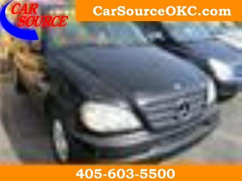 1999 Mercedes-Benz M-Class for sale in Oklahoma City, OK