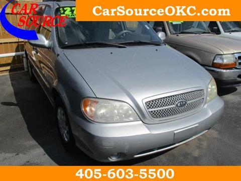 2005 Kia Sedona for sale in Oklahoma City, OK