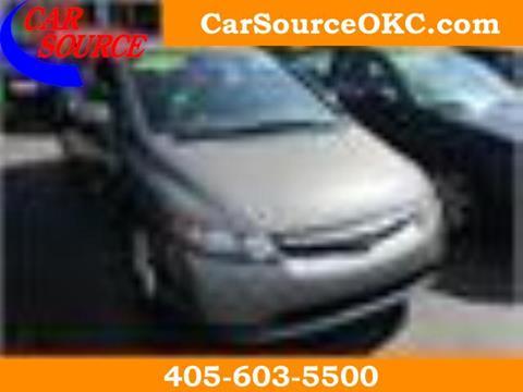 2008 Honda Civic for sale in Oklahoma City, OK