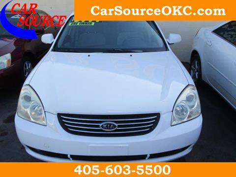 2007 Kia Optima for sale in Oklahoma City, OK
