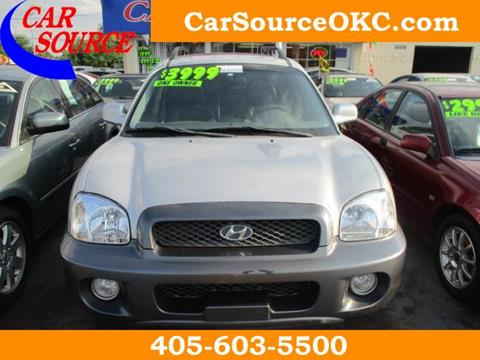 2003 Hyundai Santa Fe for sale in Oklahoma City, OK