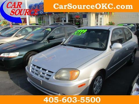 2005 Hyundai Accent for sale in Oklahoma City, OK