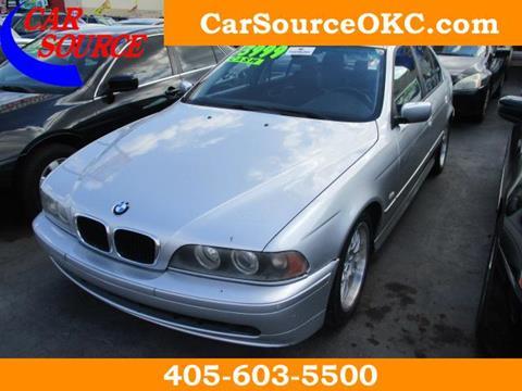2001 BMW 5 Series for sale in Oklahoma City, OK