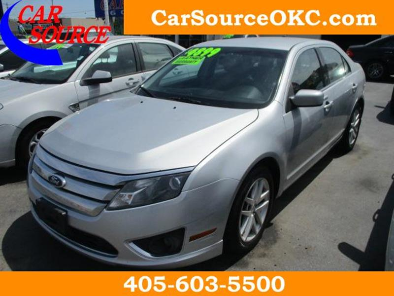 2010 ford fusion sel 4dr sedan in oklahoma city ok car source 2010 ford fusion sel 4dr sedan oklahoma city ok sciox Image collections