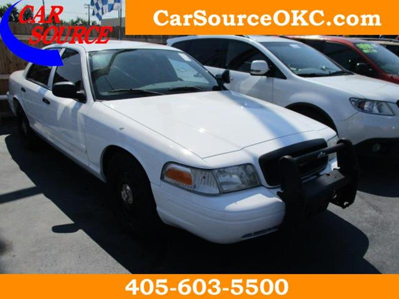 2006 Ford Crown Victoria POLICE INTERCEPTOR In Oklahoma City OK ...