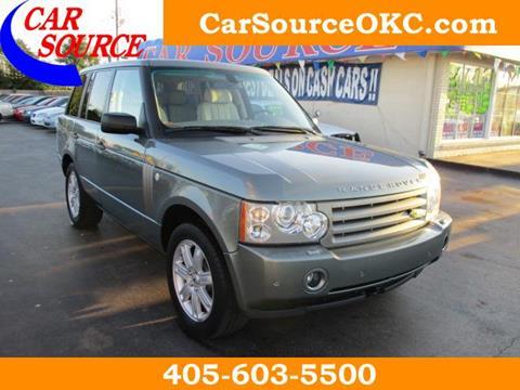 2006 Land Rover Range Rover for sale in Oklahoma City, OK