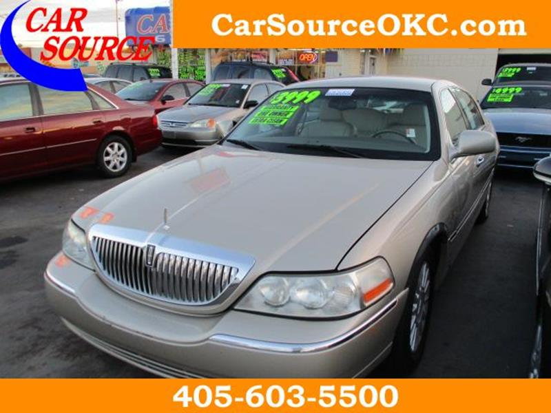 2004 Lincoln Town Car Signature 4dr Sedan In Oklahoma City Ok Car