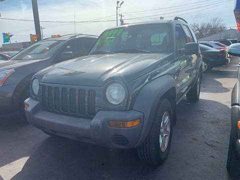 2002 Jeep Liberty for sale in Oklahoma City, OK