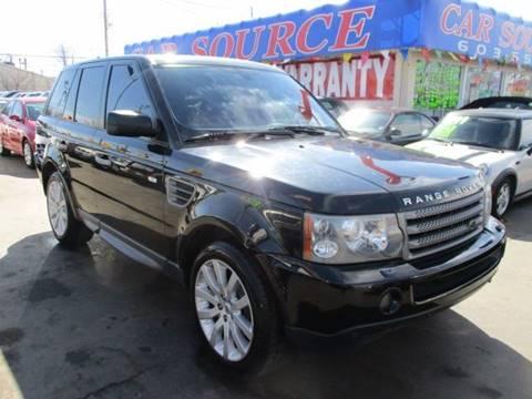 2009 Land Rover Range Rover Sport for sale in Oklahoma City, OK