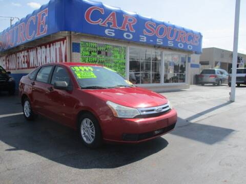 2010 Ford Focus for sale at CAR SOURCE OKC in Oklahoma City OK