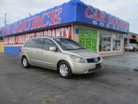 2006 Nissan Quest for sale at CAR SOURCE OKC in Oklahoma City OK